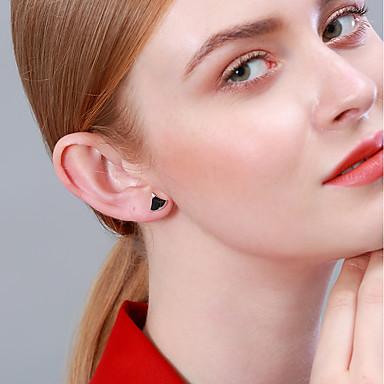 olcso Beszúrós fülbevalók-Női Beszúrós fülbevalók Totem sorozat Small S925 ezüst Fülbevaló Ékszerek Ezüst Kompatibilitás Születésnap Szerető 1 pár