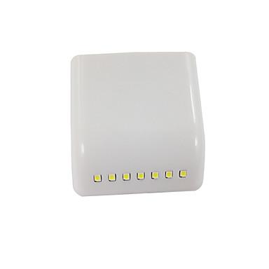 olcso Beépített LED világítás-1db 0.5 W 35 lm 7 LED gyöngyök Könnyű beszerelni Új design LED konyhai világítás Fehér Konyha