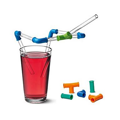 olcso Szívószálak-drinkware Szívószálak Műanyagok Mini / Rajzfilm Casual / hétköznapi