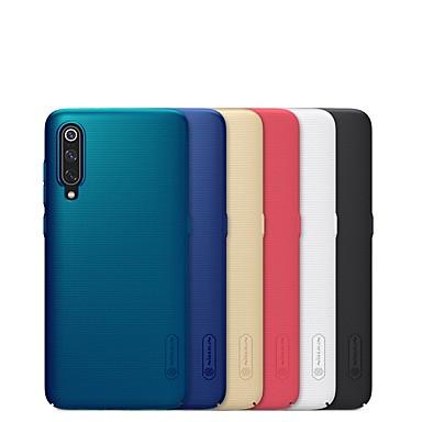Недорогие Чехлы и кейсы для Xiaomi-Кейс для Назначение Xiaomi Xiaomi Mi 9 / Xiaomi Mi 9 Explorer Защита от удара / Матовое Кейс на заднюю панель Однотонный Твердый ПК