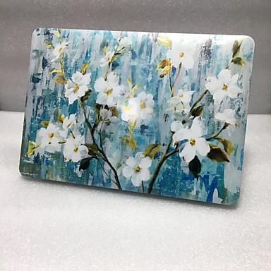 52ed820f5 MacBook صندوق زهور PVC إلى Macbook Pro