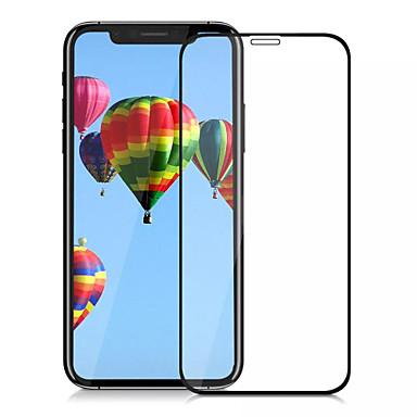 voordelige iPhone screenprotectors-AppleScreen ProtectoriPhone XS High-Definition (HD) Voorkant screenprotector 1 stuks Gehard Glas