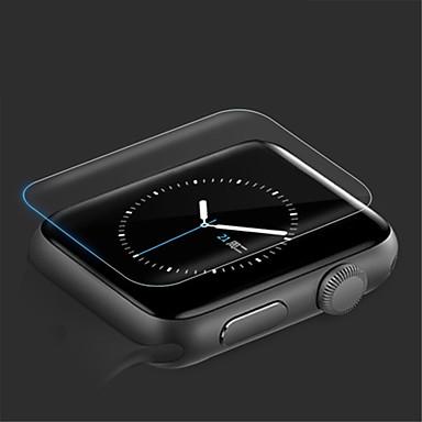 olcso Okosóra kijelzővédők-Képernyővédő fólia Kompatibilitás Apple Watch Series 4 PET High Definition (HD) / Ultravékony 5 db