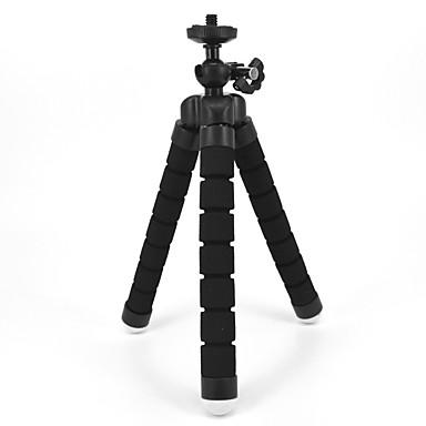 olcso háromlábú szelfi bot-Selfie bot Vezetékes Összecsukható Max. Hosszúság 26 cm Kompatibilitás Univerzális Android / iOS Other