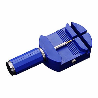 povoljno Alati za popravak & Zamjenski dijelovi-gledati bend remen link pin remover podesiti alat za popravak kit dimenzioniranje alat za kožni sat od nehrđajućeg čelika
