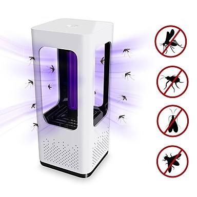 BRELONG® 1PC الصمام ليلة الخفيفة بنفسجي USB للأطفال / الأمان / الأشعة فوق البنفسجية الخفيفة 5 V