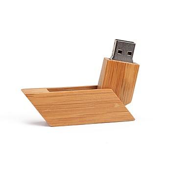 olcso USB pendrive-ok-128GB USB hordozható tároló usb lemez USB 2.0 Fa Szabálytalan Vezeték nélküli tárolás