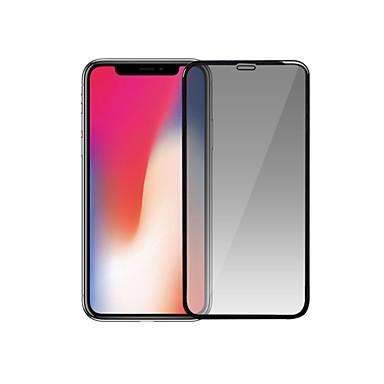 voordelige iPhone screenprotectors-AppleScreen ProtectoriPhone XS Max 9H-hardheid Voorkant screenprotector 1 stuks Gehard Glas