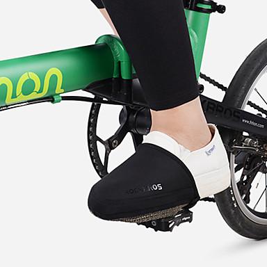 ROCKBROS أغطية أحذية الدراجة مقاوم للماء مكافح الانزلاق توسيد أخضر / الدراجة دراجة أسود للجنسين أحذية الدراجة / تهوية / تهوية
