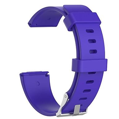 voordelige Smartwatch-accessoires-Horlogeband voor Fitbit Versa / Fitbit Versa Lite Fitbit Sportband Silicone Polsband
