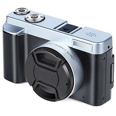 olcso Sport kamerák-QQT V12 videonapló időzítés funkció / Több funkciós / Könnyű és kényelmes 64 GB 1080P / 60fps 16 mp 8X 1920 x 1080 Pixel 3.2 hüvelyk 16.0MP CMOS MPEG-4 Állókép / Sorozat / Time-lapse Nem -4/3