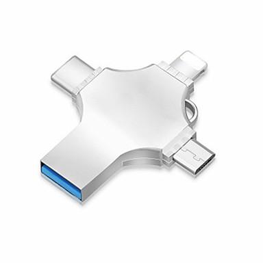 olcso Memóriakártyák-LIFETONE SD / SDHC / SDXC USB 3.0 / C típusú Kártyaolvasó iPad / iPod / Android mobiltelefon
