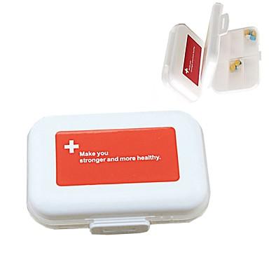 olcso Biztonságos utazás-Utazótáska / Tárolódoboz / First Aid Kit Vízálló PP (Polypropylene) 11*7.5*3 cm cm