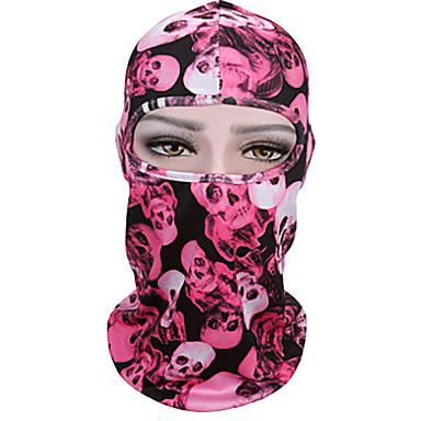 olcso Bukósisakok & maszkok-Arc maszk Felnőttek Uniszex Bukósisak Szélálló / Anti-Dust / Egyszerű öntettel