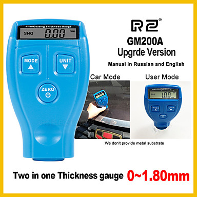 BENETECH GM200A Instrument 0-1.8(mm) Mjerica