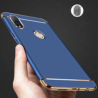 finest selection 901a0 402f5 [$4.99] Case For Huawei Huawei Honor 8X / Honor 10 Shockproof / Plating /  Ultra-thin Full Body Cases Solid Colored Hard PC for Huawei Honor 10 /  Honor ...