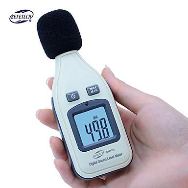 digitalni mjerač razine zvuka decebel logger tester 30-130db šum u decibelima LCD analizator tester