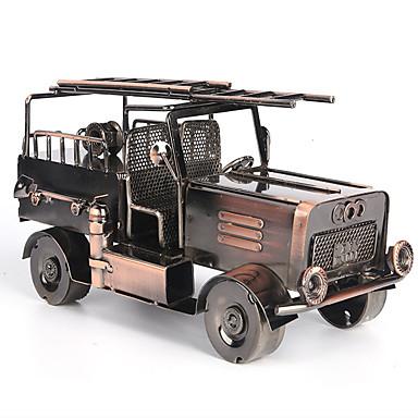 نموذج من النار شاحنة المفروشات الحرف اليدوية الحديد