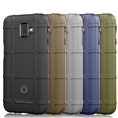 Недорогие Чехлы и кейсы для Galaxy Note-Кейс для Назначение SSamsung Galaxy Note 9 / Note 8 Защита от удара Кейс на заднюю панель Однотонный Мягкий ТПУ