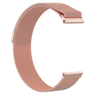 Недорогие Аксессуары для смарт-часов-ремешок для часов fitbit наоборот / fitbit наоборот lite / fitbit наоборот 2 fitbit ремешок из нержавеющей стали миланской петли