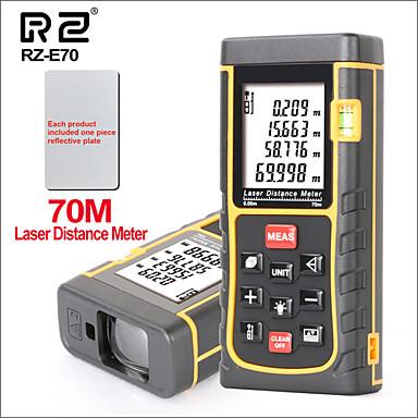 rz laserski daljinomjer udaljenost metar dometa lov digitalni ručni mini daljinomjer e serije 70m laserski udaljenost metar