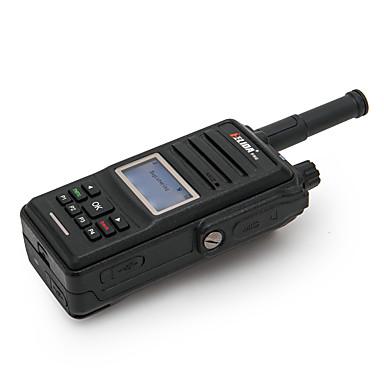 olcso Walkie Talkies-2db u-talkie wifi walkie-talkie 2g / 3g SIM-kártyával wcdma / gsm hálózat praktikus android cd860 rádió 100 mérföldes hálózati kaputelefon kétirányú audio