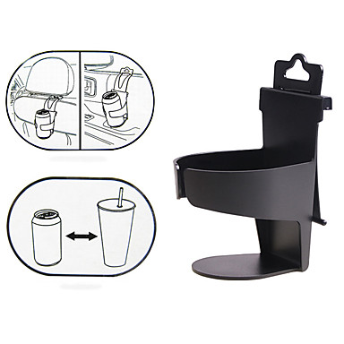 univerzalni držač za piće automobila bočni nosač stražnjih vrata za čaše