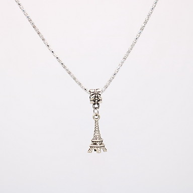 Eiffel Towers Romantic Custom Guitar Pick Pendant Necklace Keychain