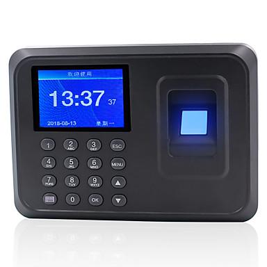 cheap Access Control-YK&SCAN F01 Attendance Machine Record the Query Fingerprint / Password School / Hotel / Office