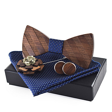 cheap Men's Bow Ties-Men's Basic Bow Tie - Solid Colored