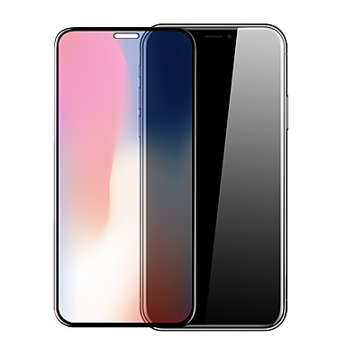 cheap iPhone Screen Protectors-AppleScreen ProtectoriPhone XS High Definition (HD) Front Screen Protector 1 pc Tempered Glass
