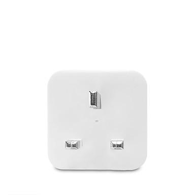 olcso Intelligens Plug-WAZA Intelligens Plug mert Praktikus  konyhai eszközök / Nappali / Hálószoba APP vezérlés / Hangvezérlés WIFI 110-240 V