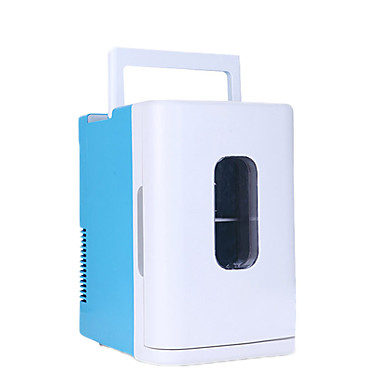 Недорогие Новые поступления-LITBEST 10L автомобильный холодильник портативный / с низким уровнем шума / с низким энергопотреблением, кулер и теплее, нижний предел может достигать 5 ° C 12 В