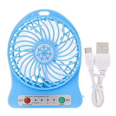 olcso Ventilátor-újszerű hordozható LED fény ventilátor levegő hűtő újratölthető usb szél rajongók asztali számítási háztartási termékek dekoráció