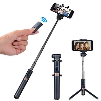 Недорогие Bluetooth палка для селфи-APEXEL Палка для селфи Bluetooth С возможностью удлинения Максимальная длина 68 cm Назначение универсальный Android / iOS Универсальный