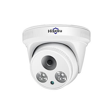 رخيصةأون كاميرات المراقبة IP-Hiseeu hc612-3.6 ptz 12 النائب قبة التكبير السلكية كاميرا ip داخلي السيارات يوم / ليلة الرؤية 2 قطع صفيف أضواء 3.6 ملليمتر عدسة hd ip66 للماء 360 درجة زاوية مشاهدة كاميرا أمن الوطن