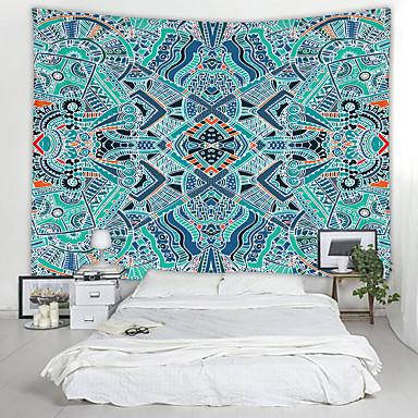 povoljno Wall Art-Bohemian Tema Zid Decor 100% poliester Suvremena / Češka Wall Art, Zidne tapiserije Ukras