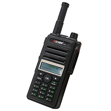 olcso Walkie Talkies-2 db helida cd880 hálózati rádió 2g 3g gsm wcdmawifi walkie talkie SIM kártya gps pozicionálással kétirányú rádióval