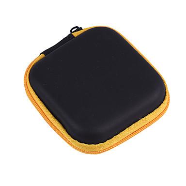 olcso Fejhallgató tartozékok-fejhallgató szervező eva gyanta lila / narancs / sárga 1 db