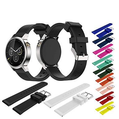 halpa Katso Motorola-yhtyeitä-Watch Band varten Moto 360 2nd Motorola Urheiluhihna Silikoni Rannehihna