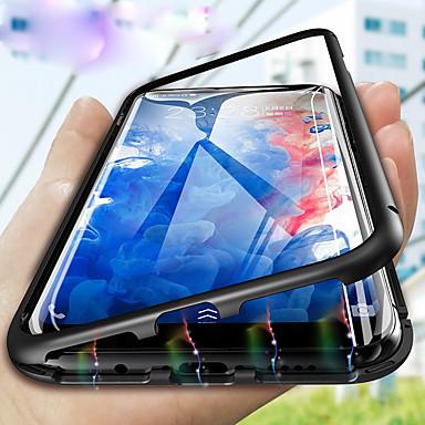 povoljno Maske/futrole za Galaxy S seriju-Θήκη Za Samsung Galaxy S9 / S9 Plus / S8 Plus Translucent Korice Jednobojni Tvrdo Kaljeno staklo