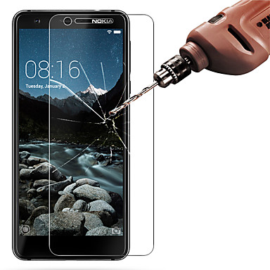 olcso Nokia képernyővédők-hd edzett üveg képernyővédő film a Nokia 2-hez / nokia 3 / nokia 5 / nokia 5 / nokia 6 / nokia 6 (2018) / nokia 7 / nokia 8 / nokia 8 sirocco / nokia 7 plus