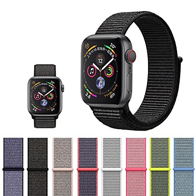 povoljno Apple Watch remeni-Pogledajte Band za Apple Watch Series 4/3/2/1 Apple Sportski remen Najlon Traka za ruku