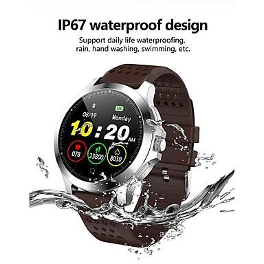 povoljno Pametni satovi-w8 pametni sat bt fitness tracker podrška obavijesti / monitor brzine otkucaja sporta smartwatch kompatibilan s iphone / samsung / android telefonima