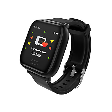 Недорогие Смарт-электроника-Factory OEM VO421D Универсальные Смарт Часы Android iOS Bluetooth Водонепроницаемый Пульсомер Измерение кровяного давления Сенсорный экран Израсходовано калорий