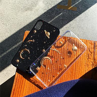 voordelige iPhone 6 hoesjes-hoesje voor apple iphone xr / iphone xs max diy / patroon / transparant achteromslag scenery zacht tpu voor iphone x / xs / 6/6 plus / 6s / 6s plus / 7/7 plus / 8/8 plus