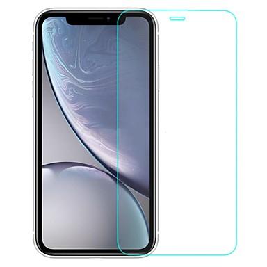 voordelige iPhone screenprotectors-AppleScreen ProtectoriPhone XR High-Definition (HD) Voorkant screenprotector 1 stuks Gehard Glas
