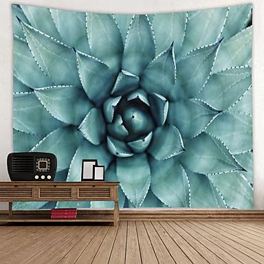 levne Výzdoba stěn-Květinový motiv Wall Decor 100% polyester Moderní Wall Art, Nástěnné tapiserie Dekorace