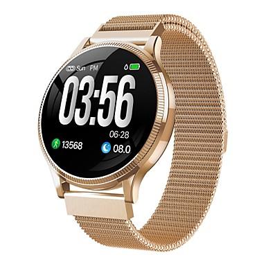 Недорогие Смарт-электроника-Indear MK08 Женский Смарт Часы Android iOS Bluetooth Smart Спорт Водонепроницаемый Пульсомер Измерение кровяного давления