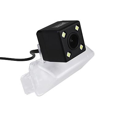 Недорогие Камеры заднего вида для авто-Ziqiao 4 светодиодные фонари ночного видения автомобиля камера заднего вида для Toyota Corolla 2014
